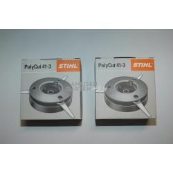 2x Stihl Mähkopf PolyCut 41-3