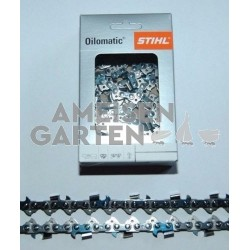 "Stihl PMX Saw Chain 45 cm 1,3 mm 3/8""P 61 Drive Links"