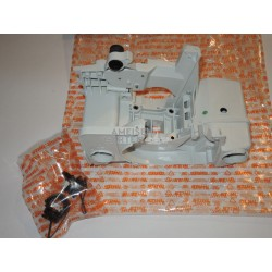 Stihl Motorgehäuse Kurbelgehäuse mit Tank 029 039