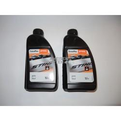 Stihl ForestPlus Sägekettenöl Sägekettenhaftöl Kettenöl 2x 1 Liter