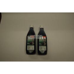 2x Stihl HP Super Zweitaktmotorenöl Mischöl Zweitaktöl 1l Flasche