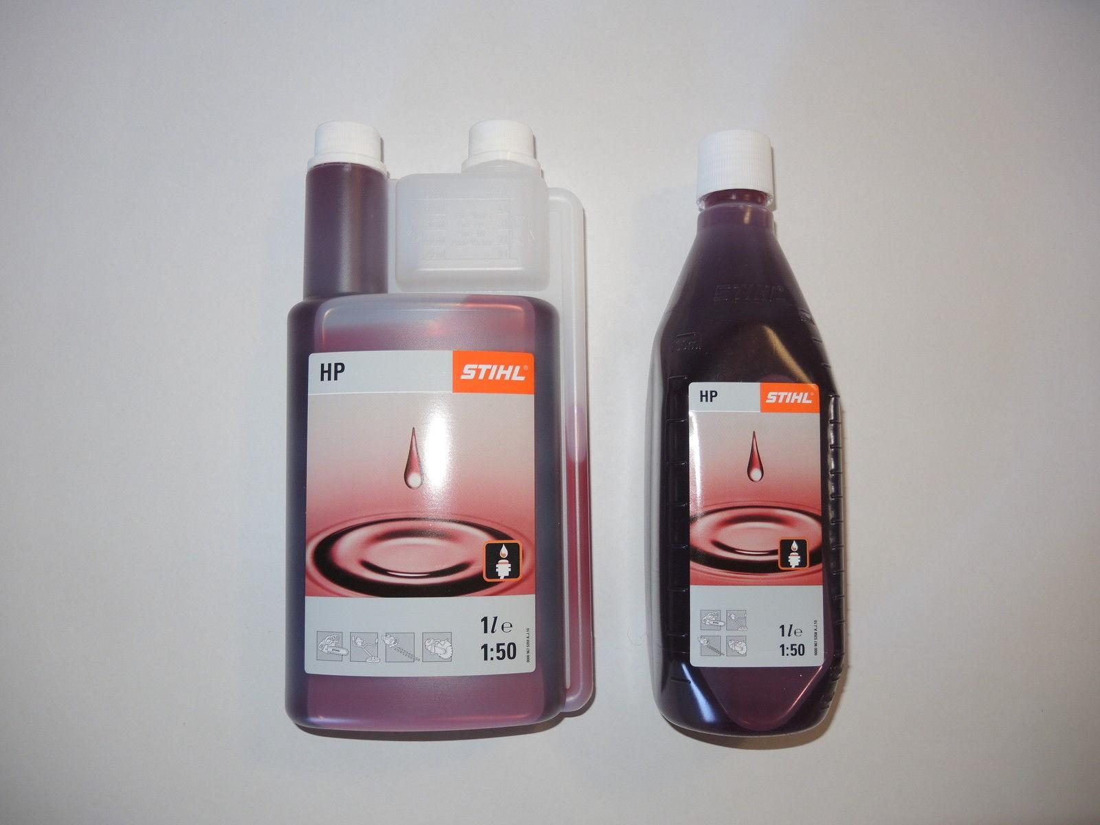 8410 STIHL HP Zweitaktmotorenöl Mischöl Zweitaktöl 1 x 1 l Flasche
