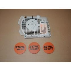 Stihl Starter Startergehäuse Lüftergehäuse für MS 341 361 C