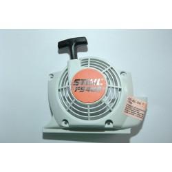Stihl Anwerfvorrichtung Starter komplett für FS400 mit Typenschild