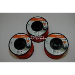 3x Stihl Mähfaden 2,7 mm für FS55 bis FS480 Rolle mit 215 m rund