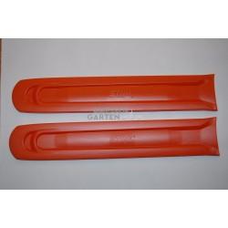 2x 45cm original Stihl Kettenschutz Schwertschutz Schutz für Motorsäge NEU