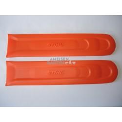 Stihl 2x Schwertschutz Kettenschutz für Schwerter bis 63 cm