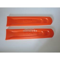 2x Stihl Schwertschutz Kettenschutz für 40 - 45 cm Schnittlänge TYP2