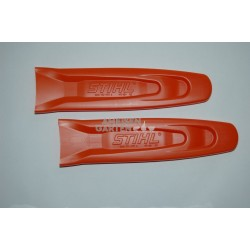 2x Stihl Schwertschutz Kettenschutz für mini Schwerter 30 - 35 cm Länge