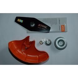 Stihl GSB 230 Messer Umbausatz mit Mähschutz für FS-KM FS 55 56 70