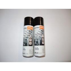 2x Stihl Harzlöser Reiniger SUPERCLEAN 300ml Spray
