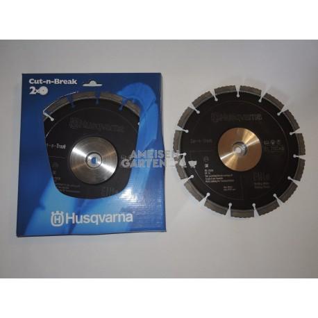 Husqvarna EL 70 Diamanttrennscheibe Kit 2x 230 mm Cut-N-Break