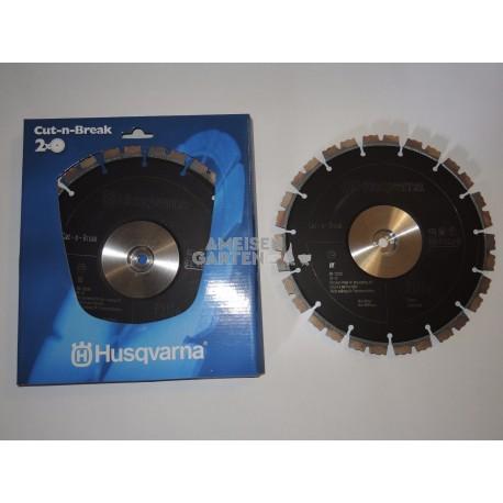 Husqvarna EL 10 Diamanttrennscheibe Kit 2x 230 mm Cut-N-Break