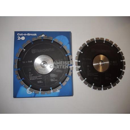Husqvarna EL 35 Diamanttrennscheibe Kit 2x 230 mm Cut-N-Break