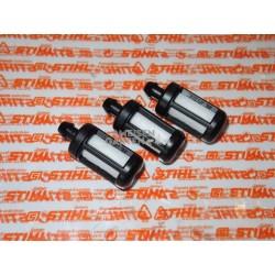 Stihl Filter Saugkopf Benzinfilter für Motorsägen Trennschleifer 3x