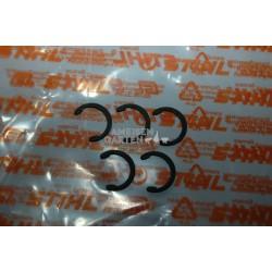 Stihl 5x Sicherring Sicherungsring 15 x 1,0 017 018 019 021 023 025