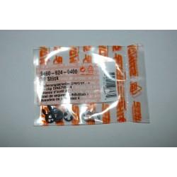 Stihl 4x8,85x0,7 Scheibe 10x Sicherungsscheibe DIN6799-4