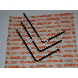 Stihl Torx 27 Schlüssel für Winkelgetriebe T27 3x