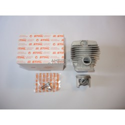 Stihl 50 mm Zylinder Zylindersatz Motorsäge 044 MS440 12mm Bolzen