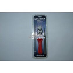 """Husqvarna H36 Kettenfeile Feilensatz Feile 3/8"""" Picco - Hobby 4mm"""