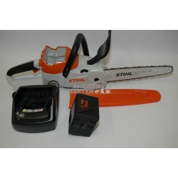 Stihl Cordless Chainsaw MSA 120 C-BQ + Battery + Charger Set