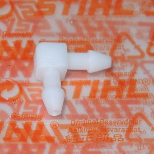 Winkel-Stutzen passend für Stihl MS271 MS 271