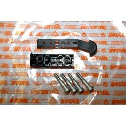 Stihl Befestigung + Schrauben für Griff Griffrohr MS 441 MS441 C