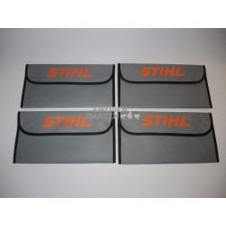 Stihl 4x Stoff Werkzeugtasche für Motorsägen