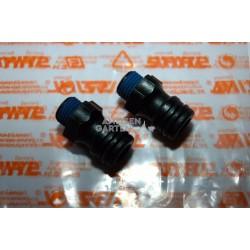 Stihl 2x Wasseranschluss TS350 TS360 TS400 TS410 TS420 TS460 TS510 TS700