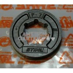"""Stihl Kettenrad Ritzel 3/8"""" 7Z 021 023 024 025 MS211 MS230 MS231 MS240"""
