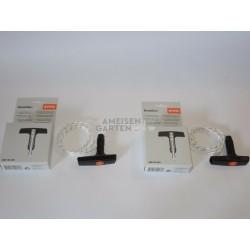 2x Stihl ElastoStart Griff 024 026 MS240 MS260 MS261 MS270 MS280 FS160 FS180