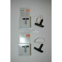 Stihl 2x ElastoStart Griff + Starterseil MS170 MS171 MS180 MS181 MS190