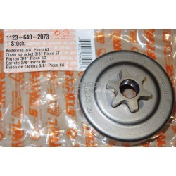 "Stihl Sternrad Kettenrad 3/8"" 6Z MS171 MS181 MS210 MS211 MS230 MS250"
