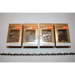 "4x Stihl Saw Chain 40 cm 1,3 3/8""P Picco Duro 54 x TG  Carbide-Tipped"