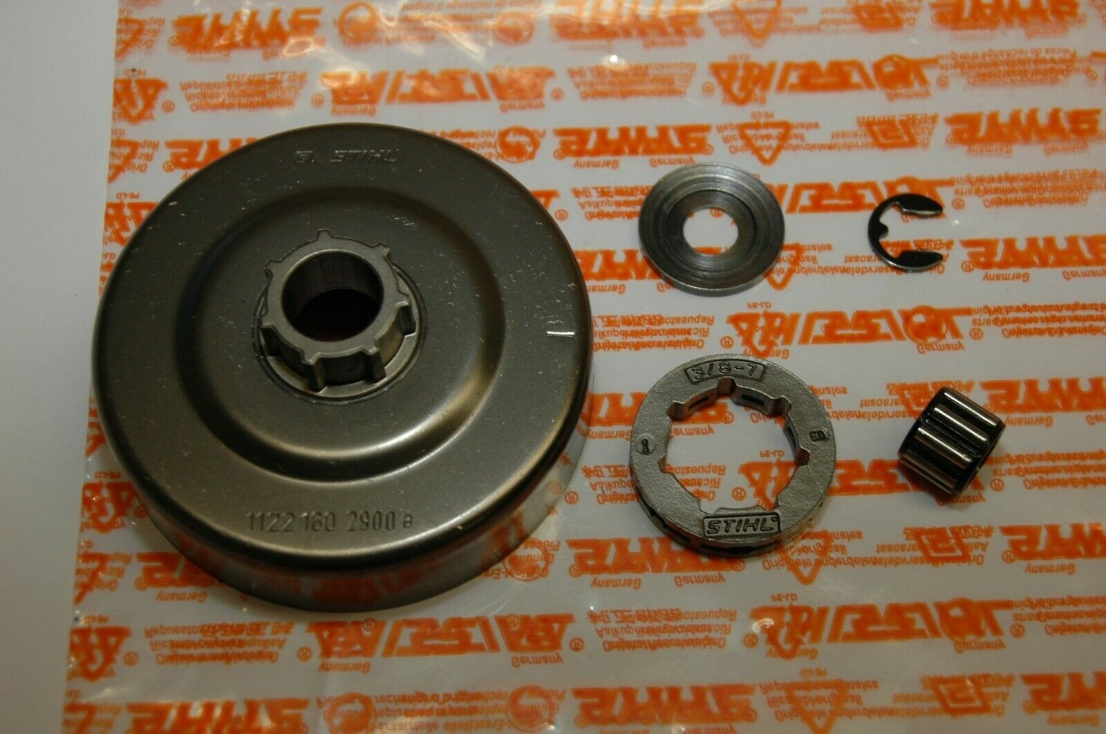 Ring Kettenrad Kupplungstrommel passend für Stihl  046 MS460 motorsäge neu