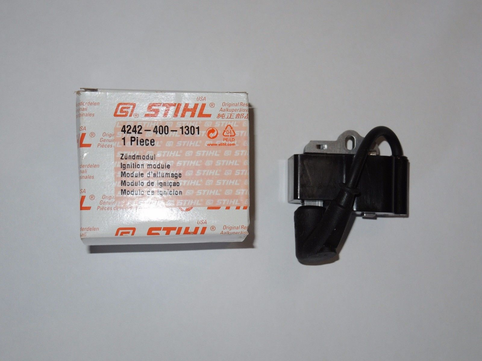 Stihl Ignition Coil / Module for HS 46 56 C Hedge Trimmers - AMEISENGARTEN