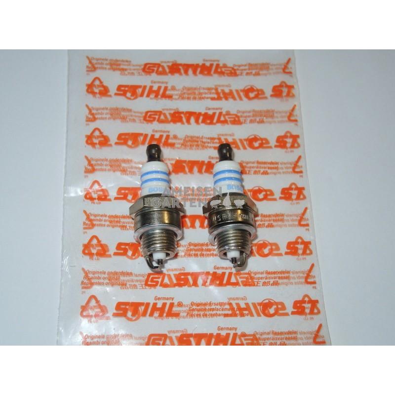 2x Spark Plug for STIHL Blower BR350 BR400 BR420C Magnum BR420 BR380D