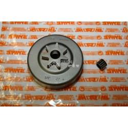 Stihl Kupplungstrommel Kettenrad 3/8 + Lager MS290 MS310 MS311 MS390 MS391