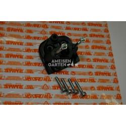 Stihl Flansch Vergaserträger + Schrauben FS 38 45 46 HS FS38 FS45 FS46 HS45
