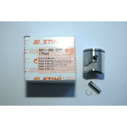 Stihl 34 mm Kolben BG56 SH56 HS45 2-MIX