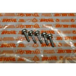 Stihl D5x20 Schraube 5x Schrauben Torx D5x20 HS45 HS81 HS86