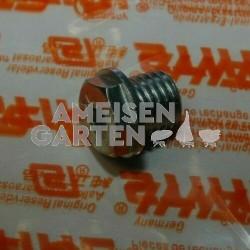 Stihl Schraube der Abschmierung vom Winkelgetriebe FS55 FS88 FS120 FS160