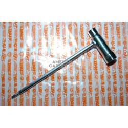 Stihl Schlüssel Kombischlüssel 13x19 FS180 FS200 FS220 FS250 FS280