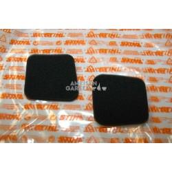 2x Stihl Filter Vorfilter HS 45 HS45