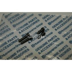 Husqvarna Schrauben Schraubensatz für Griffrohr Griffbügel 562XP 562XPG