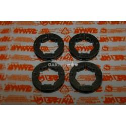 "4x Stihl Ritzel 3/8"" 7Z MS460 MS461 MS640, MS650, MS660, MS661"