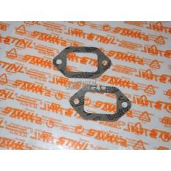 2x Stihl Schalldämpferdichtung Dichtung BR SR 320 340 380 400 420 L C
