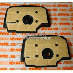 2x Stihl Fleece Filter Luftfilter MS201T MS201TC MS201TC-M