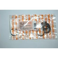 Original Stihl 10x Sicherring Sicherungsring 28 x 1,2