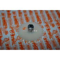 Stihl Stirnrad Schnecke der Ölpumpe 028 038 042 AV 048 MS380 MS381